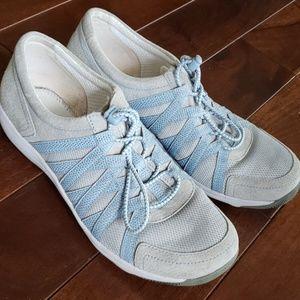 Dansko Athletic suede Walking Shoe sz 9 / 39